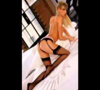 Scarlett Johansson hot video