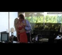 Scarlett Johansson Kissing