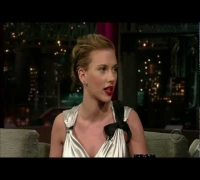 Scarlett Johansson - Late Night with David Letterman (2006)