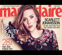 Scarlett Johansson Makeup Tutorial: The Beauty Beat!