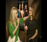 Scarlett Johansson, Natalie Portman and Eric Bana - The Fix Interview