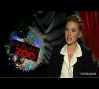 "Scarlett Johansson On Her ""Not Glamorous"" Lifestyle and We Bought a Zoo"