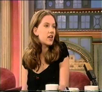 "Scarlett Johansson on ""Rosie O'Donnell"" (05/11/1998) promoting ""Horse Whisperer"""