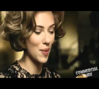 Scarlett Johansson Perfume Commercial  Dolce & Gabbana The One