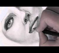 Scarlett Johansson- Quick Draw