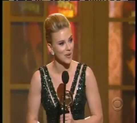 Scarlett Johansson speech @ Tony Awards