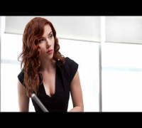SCARLETT JOHANSSON'S PATH TO BLACK WIDOW in IRON MAN 2