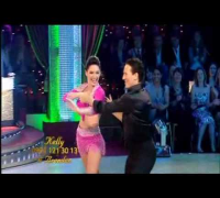 SCD Kelly Brook  & Brendan Cole Jive (Week 7)