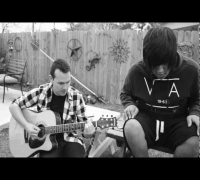 Scene One - James Dean & Audrey Hepburn (Sleeping With Sirens Acoustic Cover)