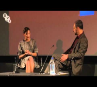 Screen Talk with Marion Cotillard, Лондонский кинофестиваль BFI.