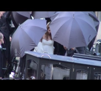 SECRET WEDDING  DOUTZEN KROES IN AMSTERDAM