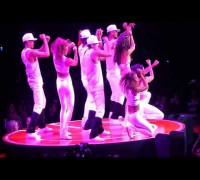 Selena Gomez = B.E.A.T. & Work (Iggy Azalea Cover) = Winnipeg MTS Center - Stars Dance Tour 2013