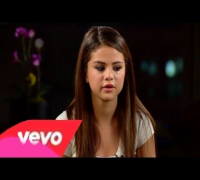 Selena Gomez Cries In An Interview Over Fan Video 12-09-2013 (Official Vedio) Full