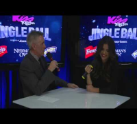 Selena Gomez - Interview @ Boston Jingle Ball 2013