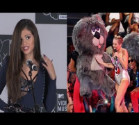 Selena Gomez Praises Miley Cyrus' VMA Performance: WATCH THE INTERVIEW!