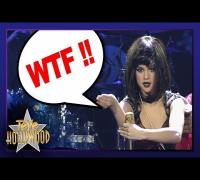 ¡Selena Gómez Sale Disparada del Escenario!