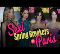 ¡Selena Gomez, Vanessa Hudgens Sexy en Paris!
