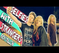 SELFIES WITH STRANGERS & CELEBS | RICKY DILLON