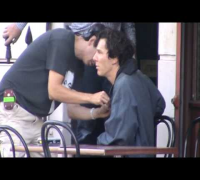 SETLOCK: Benedict Cumberbatch and Martin Freeman Part 2 21/08/13