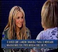 Shakira de Frente com Gabi 2001 - 1 º Parte   (BRASIL)