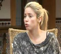 Shakira entrevista para o Fantástico (13/03/11)