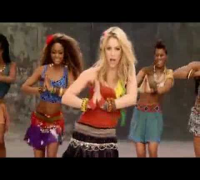 Shakira - Waka Waka Official Music Video / World Cup 2010