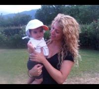 Shakira y Milan se van de vacaciones a la campiña francesa