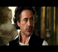 Sherlock Holmes 2009 Rachel McAdams & Robert Downey Jr. Romantic story