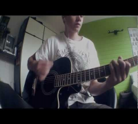 Sleeping With Sirens - 01 - Scene One - James Dean & Audrey Hepburn (Guitar Cover HD)