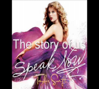 Speak Now - album complete - Taylor Swift