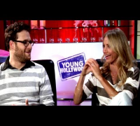Spelunking with Seth Rogen & Cameron Diaz