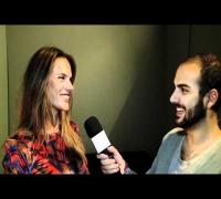 SPFW 2012 -  Entrevista Alessandra Ambrosio