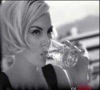 Spot Martini - Charlize Theron - 1993