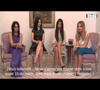 Spring Breakers : Vanessa Hudgens, Selena Gomez, Ashley Benson Teemix interview (2/4)