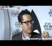 Star Trek Director JJ Abrams Talks Valve Projects - Gamerhub.tv
