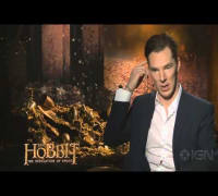 Star Trek Into Darkness - Benedict Cumberbatch on Whether Keeping Khan a Secret Was a Mistake