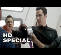 Star Trek Into Darkness: Casting Benedict Cumberbatch Blu-ray Bonus Feature