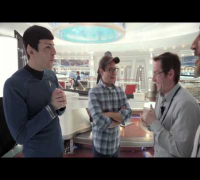 'Star Trek Into Darkness' Featurette Reveals Origin Of Benedict Cumberbatch's Role HD