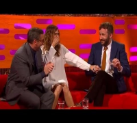 Steve Carell, Kristen Wiig, Chris O'Dowd and Josh Groban on The Graham Norton Show | Part 2/3