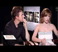 Stone: Edward Norton and Milla Jovovich - Buzzine Interviews