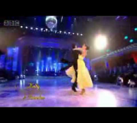 stricly come dancing 2007 Kelly brook and Brendon cole dance vianees walts (with lyrics)
