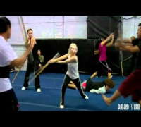Sucker Punch: Behind the Scenes - Training the Cast [HD]
