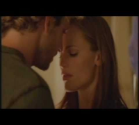 Sydney & Will (Jennifer Garner & Bradley Cooper)
