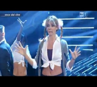 "Tale e Quale Show - Clizia Fornasier interpreta Britney Spears in ""Baby one more time"" 13/09/2013"