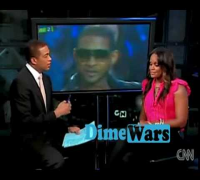 Tameka Foster 'Raymond' Refuses To Talk About Usher On CNN - HIPHOPNEWS24-7.COM
