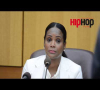 Tameka Raymond on Witness Stand for Emergency Custody Hearing - Part 1