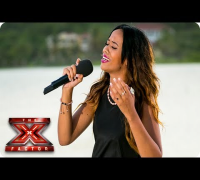 Tamera Foster sings Falling by Alicia Keys -- Judges Houses -- The X Factor 2013