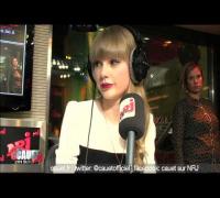 Taylor Swift craque pour Cauet - C'Cauet sur NRJ