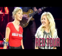 "Taylor Swift & Ellie Goulding - ""Anything Could Happen"" at Staples Center"