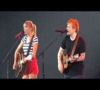 "Taylor Swift - ""Everything Has Changed"" [Feat. Ed Sheeran] (Live in San Diego 8-15-13)"